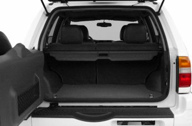 Trunk/Cargo Area/Pickup Box 2000 Honda Passport