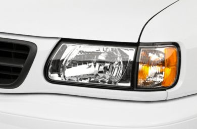 Headlamp  2000 Honda Passport