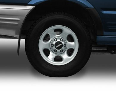 Tires 2000 Isuzu Rodeo