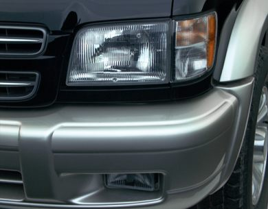 Headlamp  2000 Isuzu Trooper
