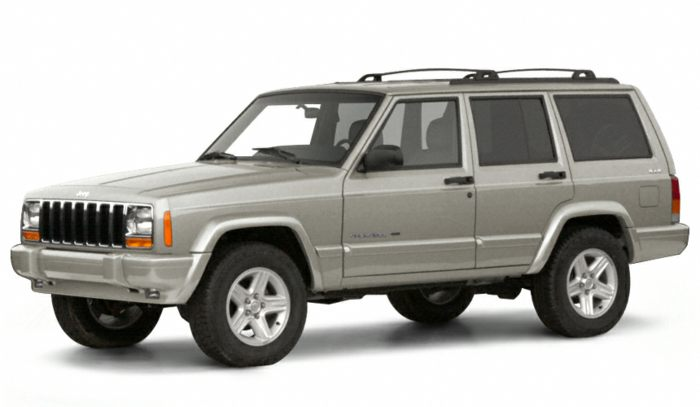 2000 jeep cherokee specs safety rating mpg carsdirect. Black Bedroom Furniture Sets. Home Design Ideas
