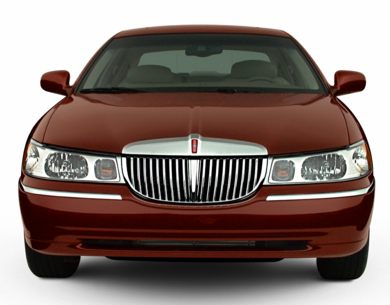 Grille  2000 Lincoln Town Car