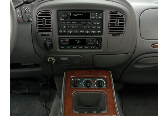 2000 Lincoln Navigator Pictures Photos Carsdirect