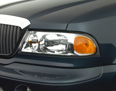 Headlamp  2000 Lincoln Navigator
