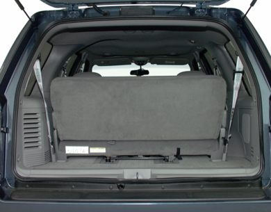 Rear Door 2000 Lincoln Navigator