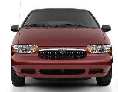Grille  2000 Mercury Villager