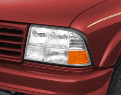 Headlamp  2000 Oldsmobile Bravada