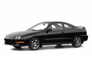 3/4 Front Glamour 2001 Acura Integra