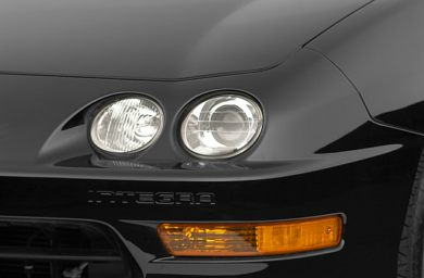 Headlamp  2001 Acura Integra