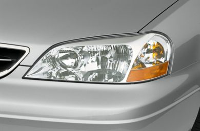 Headlamp  2001 Acura CL