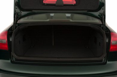 Trunk/Cargo Area/Pickup Box 2001 Audi A6
