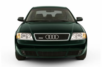 Grille  2001 Audi A6