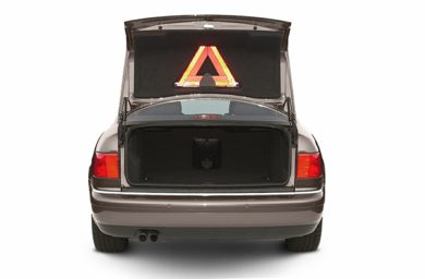 Trunk/Cargo Area/Pickup Box 2001 Audi A8