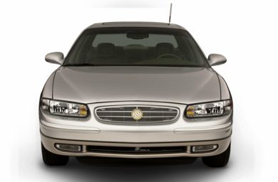 Grille  2001 Buick Regal