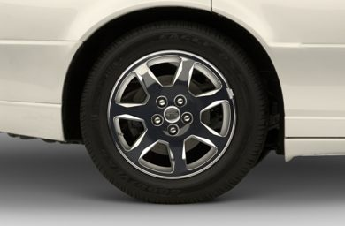 Tires 2001 Cadillac Seville