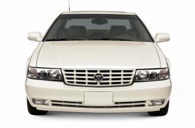 Grille  2001 Cadillac Seville