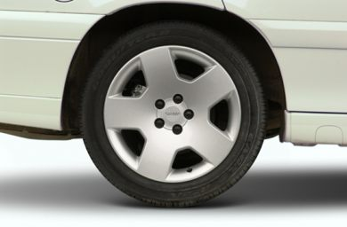 Tires 2001 Cadillac Catera
