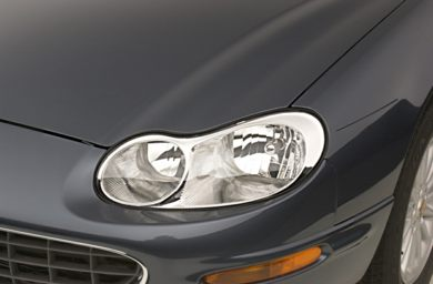 Headlamp  2001 Chrysler Concorde