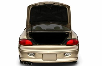 Trunk/Cargo Area/Pickup Box 2001 Chrysler LHS