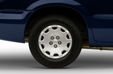 Tires 2001 Chrysler Voyager