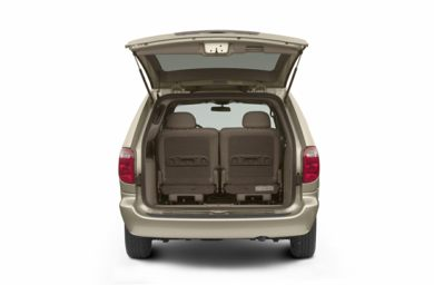 Trunk/Cargo Area/Pickup Box 2001 Chrysler Town & Country