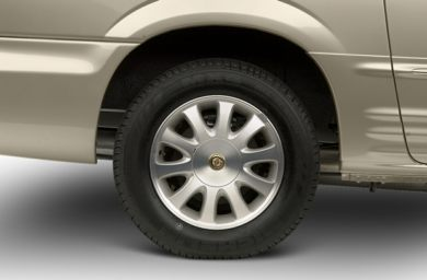 Tires 2001 Chrysler Town & Country