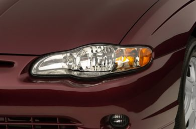 Headlamp  2001 Chevrolet Monte Carlo