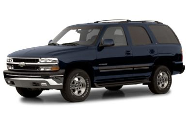3/4 Front Glamour 2001 Chevrolet Tahoe
