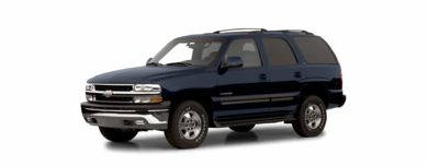 Profile 2001 Chevrolet Tahoe