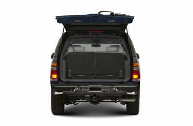 Trunk/Cargo Area/Pickup Box 2001 Chevrolet Tahoe