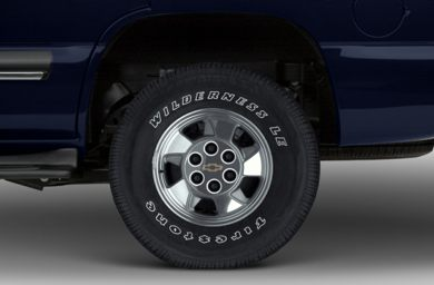 Tires 2001 Chevrolet Tahoe