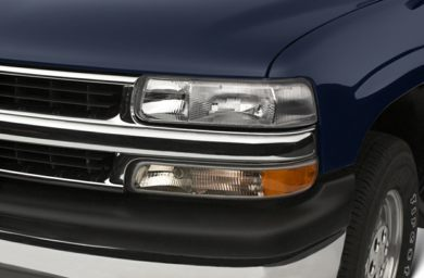 Headlamp  2001 Chevrolet Tahoe