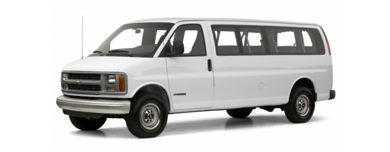 Profile 2001 Chevrolet Express LT