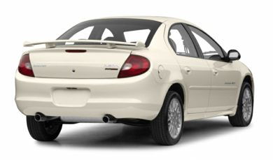 3/4 Rear Glamour  2001 Dodge Neon