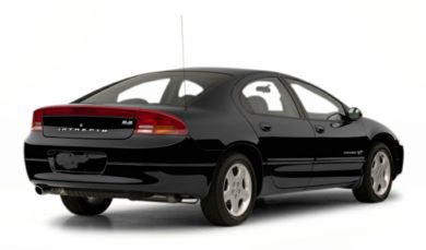 3/4 Rear Glamour  2001 Dodge Intrepid