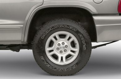 Tires 2001 Dodge Durango