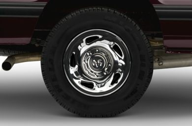 Tires 2001 Dodge Ram Wagon 3500