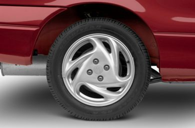 Tires 2001 Ford Escort