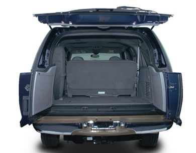 Trunk/Cargo Area/Pickup Box 2001 Ford Excursion