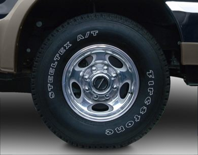 Tires 2001 Ford Excursion