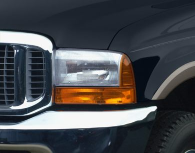 Headlamp  2001 Ford Excursion