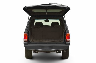 Trunk/Cargo Area/Pickup Box 2001 Ford Explorer