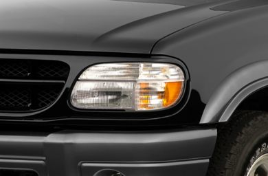 Headlamp  2001 Ford Explorer