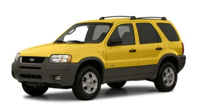 2001 ford escape styles features highlights. Black Bedroom Furniture Sets. Home Design Ideas