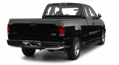 3 4 Rear Glamour 2001 Ford F 150  See 2001 Ford F 150 Color Options   CarsDirect. 2001 Ford F150 Colors. Home Design Ideas
