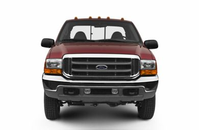 Grille  2001 Ford F-250