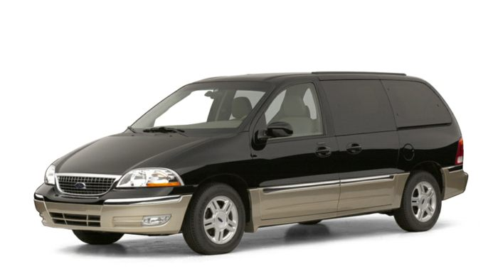 2001 Ford Windstar Specs Safety Rating  MPG  CarsDirect