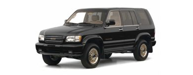 Profile 2001 Isuzu Trooper