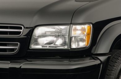 Headlamp  2001 Isuzu Trooper