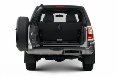 Trunk/Cargo Area/Pickup Box 2001 Isuzu Rodeo Sport